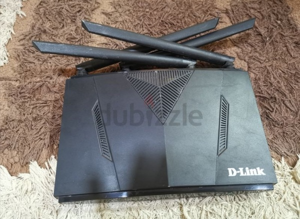Used dlink 4g sim router in Dubai, UAE