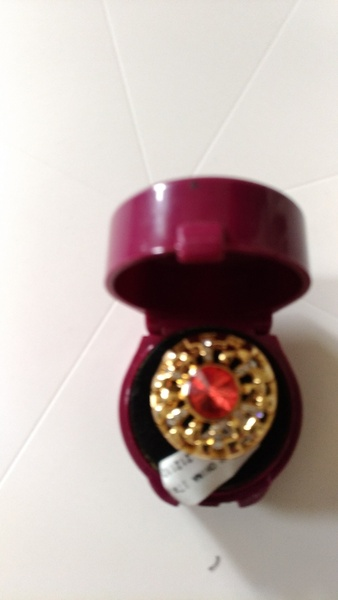 Used Beautiful Golden ring in Dubai, UAE
