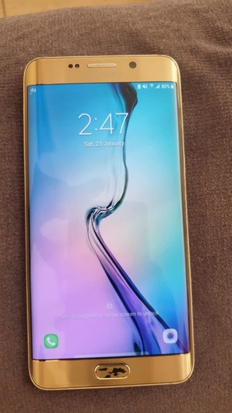 Used Samsung Galaxy S6 Edge Plus 32 GB in Dubai, UAE