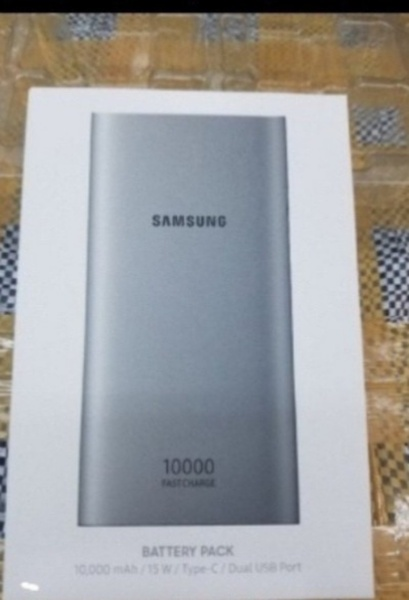Used SAMSUNG. POWER BANK GENUINE 10000 in Dubai, UAE