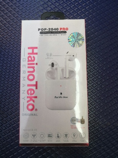 Used Pop2040 Pro FREE Case Wireless Charger in Dubai, UAE