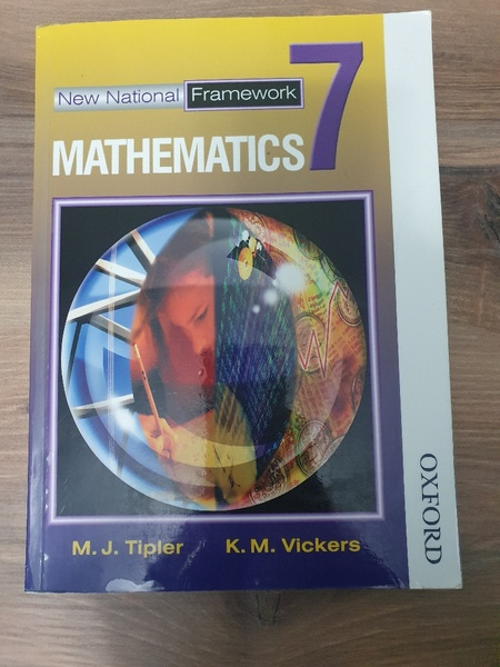 Used Oxford Mathematics 7 in Dubai, UAE