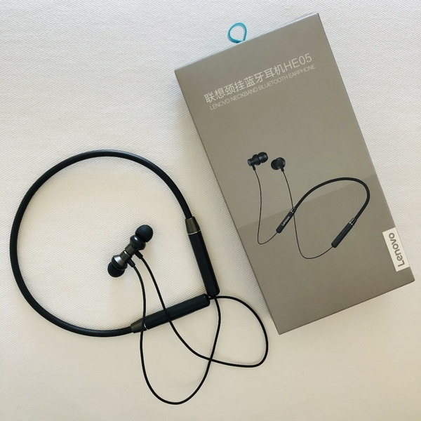 Used Lenovo HE05 Bluetooth Headphone in Dubai, UAE