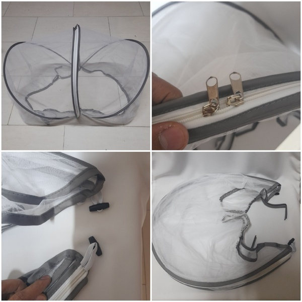 Used Universal Stroller Mosquito Net (New) in Dubai, UAE