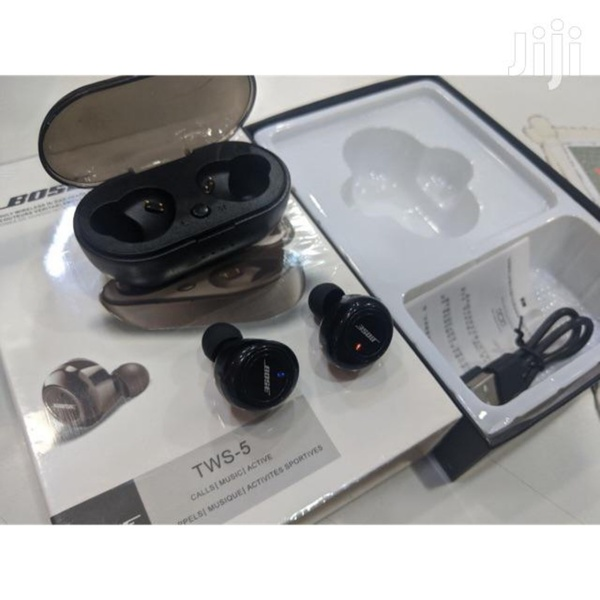 Used BOSE TWS 5 Blackhigh quality in Dubai, UAE