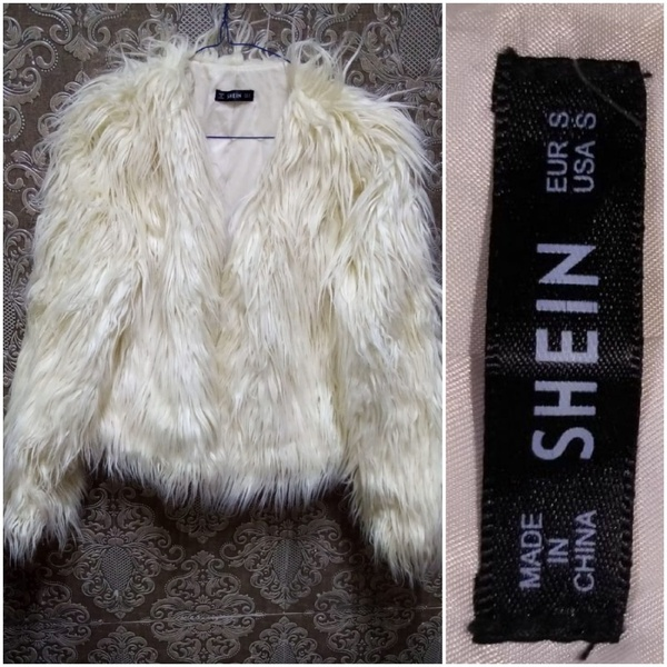Used Fashion sweater brand shein size us..s in Dubai, UAE