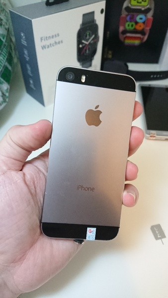 Used IPHONE 5S LIKE NEW 16GB ELE1 FINAL PRICE in Dubai, UAE
