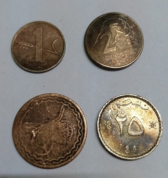 Used Old coins collectible in Dubai, UAE