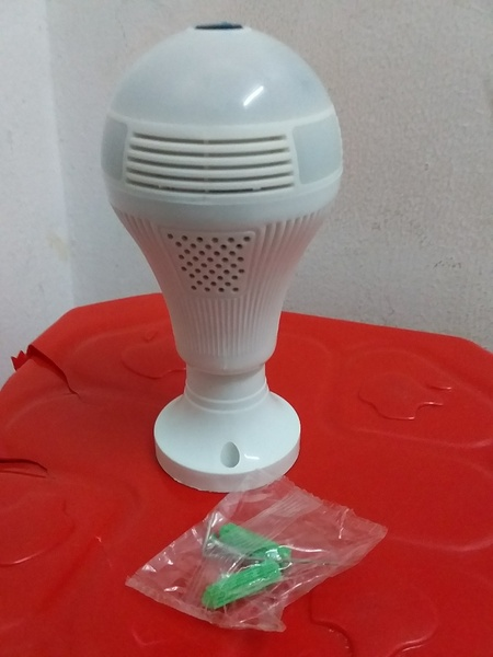 Used 360 DEGREE PANORAMIC BULB CAMERA in Dubai, UAE