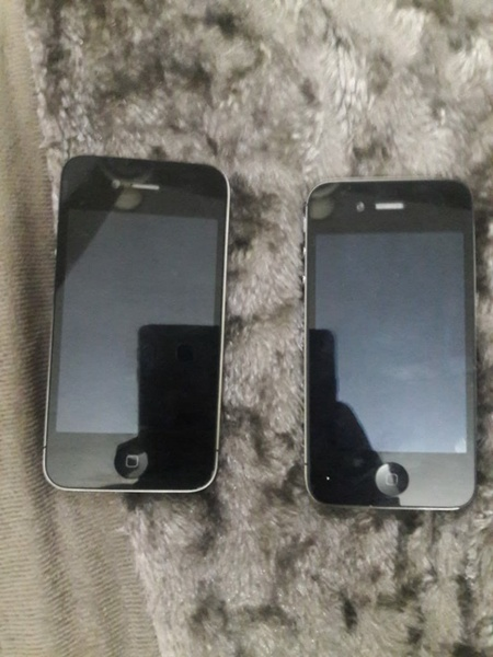 Used iPhone 4 16gb only open not working in Dubai, UAE