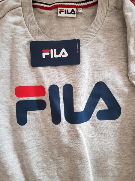 Used Original Fila sweat shirt in Dubai, UAE