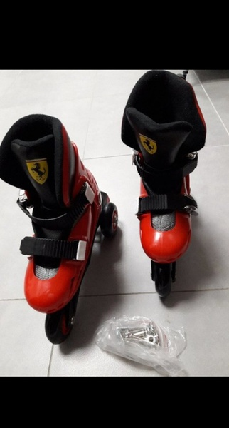 Used Ferrari Roller Blade Shoes in Dubai, UAE