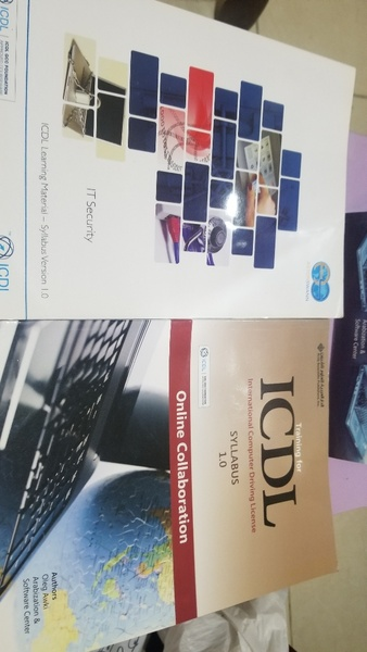 Used Icdl compuer guide for beginners in Dubai, UAE