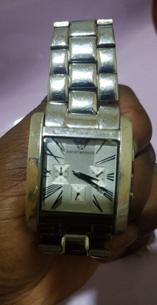 Used 6 damaged branded watches in Dubai, UAE