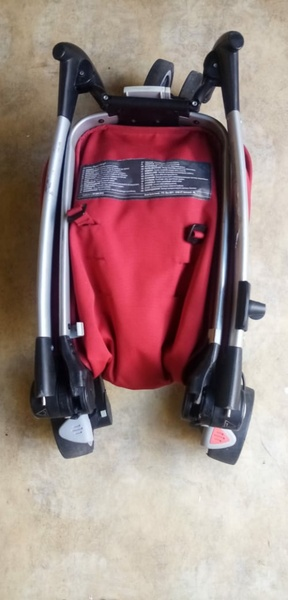 Used Quinny extra zapp stroller 0 to 4 years in Dubai, UAE