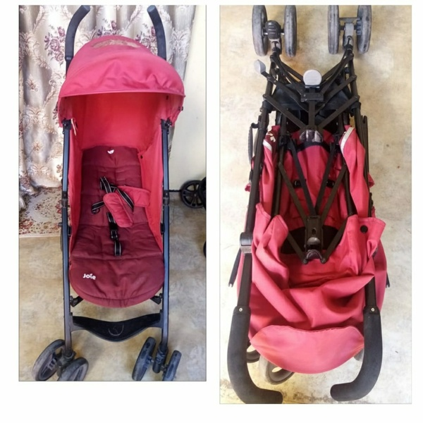 Used Joie stroller excellent condition in Dubai, UAE
