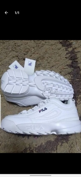 Used Fila,new,size 41 in Dubai, UAE