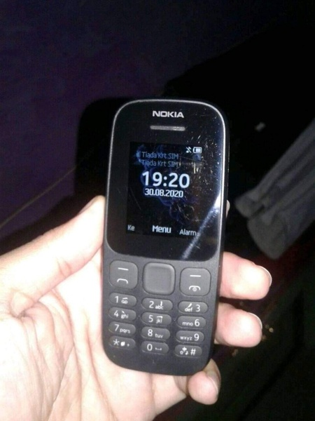 Used Nokia dual sim 105 in Dubai, UAE