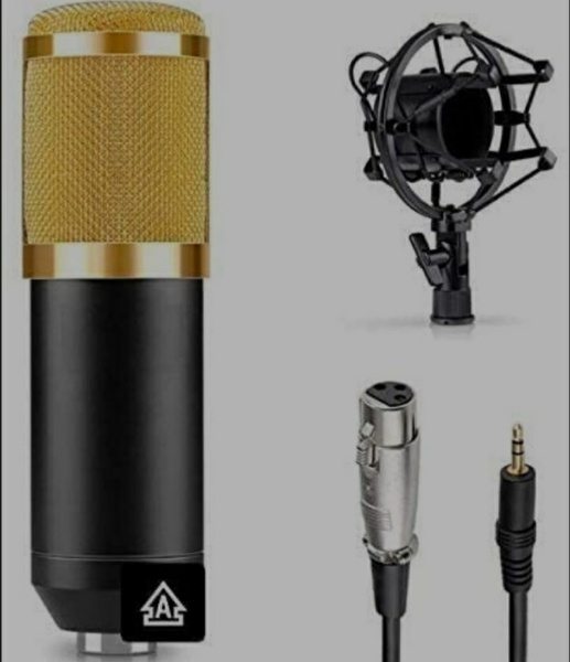 Used Microphone Recorder 🎤 (New) in Dubai, UAE