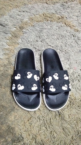 Used Mickey Mouse slipper size 37 new in Dubai, UAE