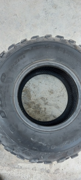 Used Off road scooter tyre in Dubai, UAE