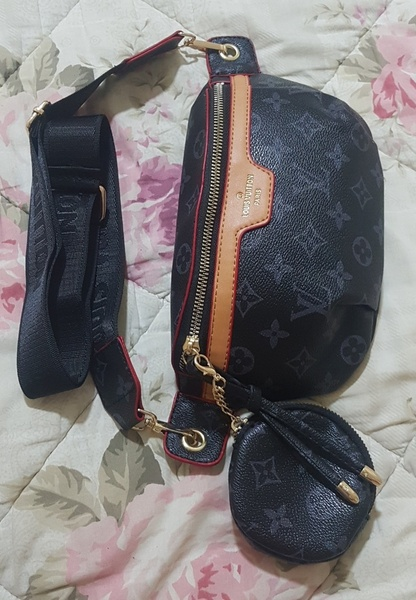 Used LV Mono Body/Belt Bag in Dubai, UAE