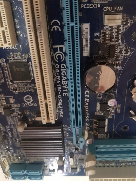 Used Gigabyte motherboard in Dubai, UAE