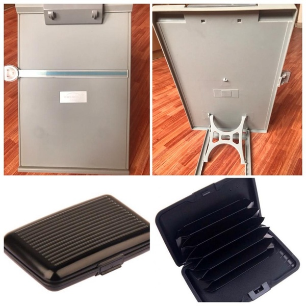 Used Paper holder and card holder in Dubai, UAE