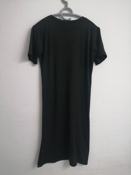 Used Women's Long T-shirt dress size Medium in Dubai, UAE