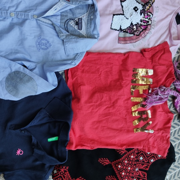 Used Bundle of Girls Clothes + Costumes in Dubai, UAE