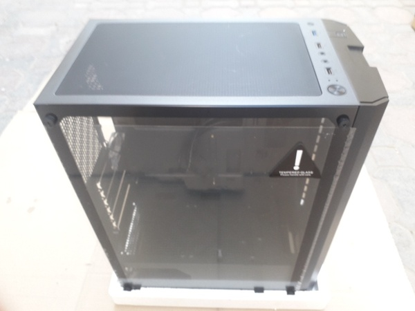 Used FOXCON GAMING CASE  WITHOUT FAN in Dubai, UAE