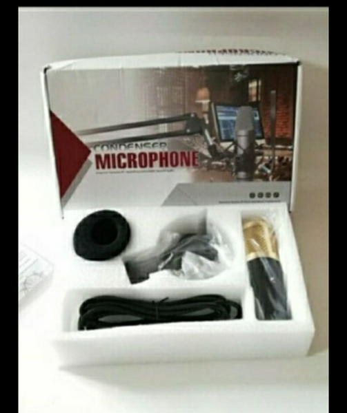 Used Condenser Microphone for gaming& studio in Dubai, UAE