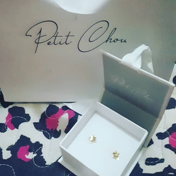 Used Petit Chou - 18K gold earings in Dubai, UAE