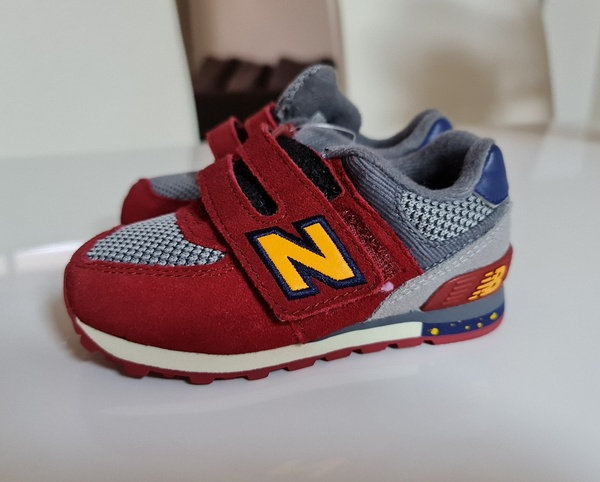 Used New Balance 574 trainers Size EU23.5 in Dubai, UAE