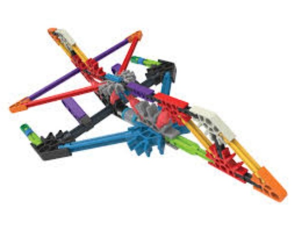 Used Knex two boxes new never used in Dubai, UAE