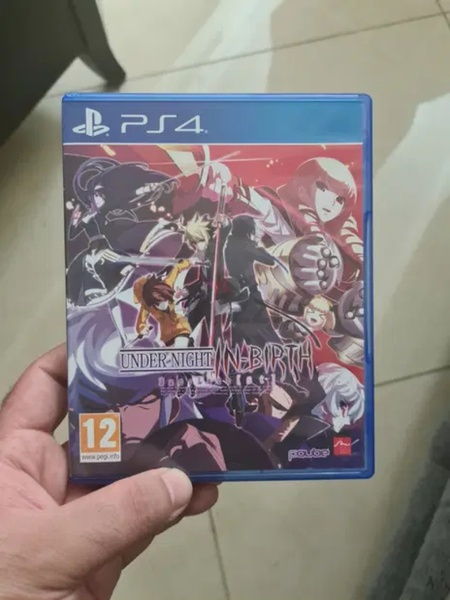 Used Under Night In-Birth - PS4 - As New in Dubai, UAE