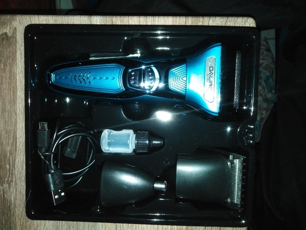 Used Dealing 3 in 1 shaving kit in Dubai, UAE