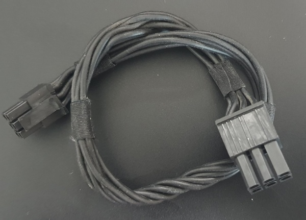Used Mac Pro Graphics card power cable in Dubai, UAE