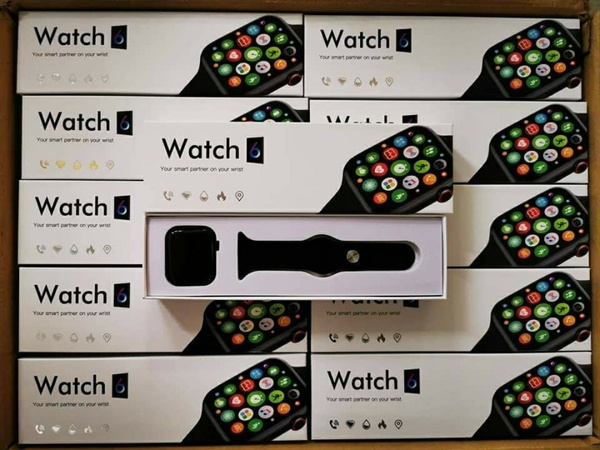 Used Series 6 smart watch supports calling in Dubai, UAE