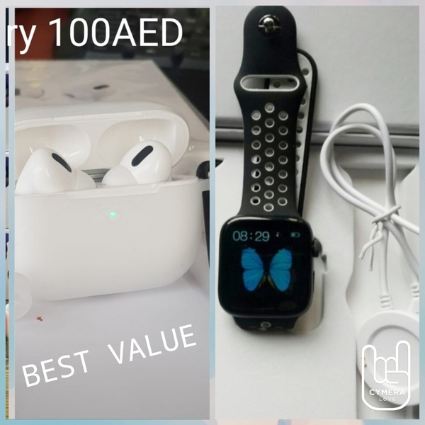 Used T5 FITPRO AND FREE AIRPODS ELE1. in Dubai, UAE