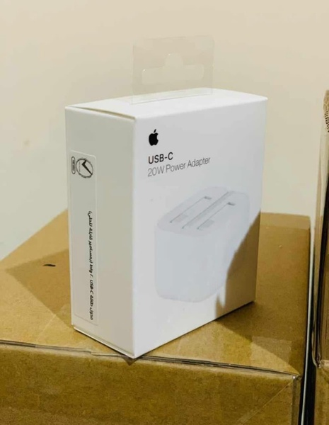 Used APPLE CHARGER 20 W ADAPTER ELE1 in Dubai, UAE