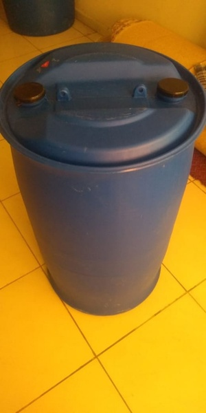 Used DRUM 120LTR CLOSED TYPE in Dubai, UAE