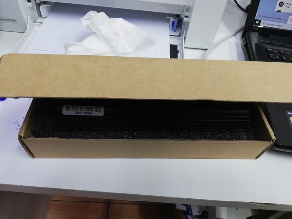 Used Compatible battery for hp dv2000 in Dubai, UAE