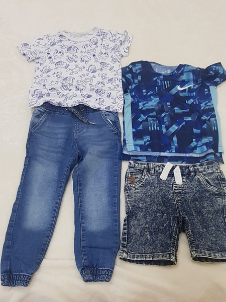 Used Preloved clothes (3-4 years old) boys in Dubai, UAE
