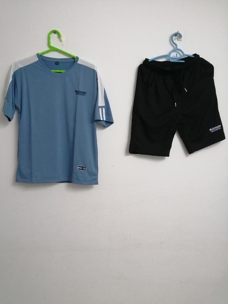 Used Tracksuit t-shirt sportswear Shorts in Dubai, UAE