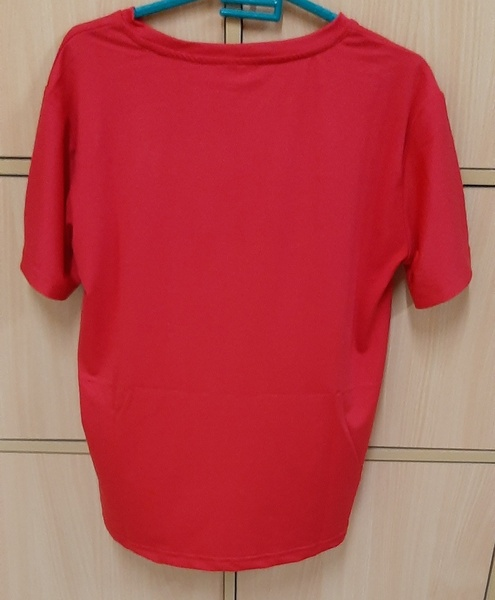 Used PUMA T shirt in Red for him ! in Dubai, UAE