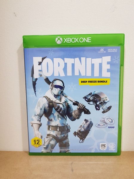 Used Fortnite for xbox one in Dubai, UAE