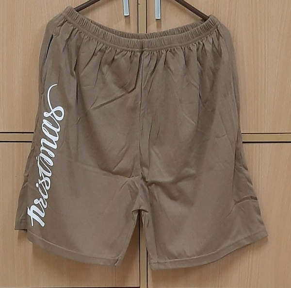 Used 2 pcs casual top and short for him ! in Dubai, UAE