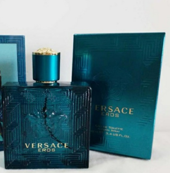 Used Versace Eros for him&Versace for her in Dubai, UAE