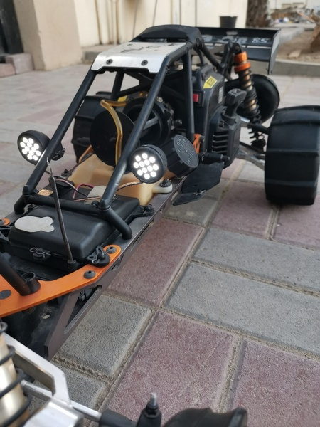 Used hpi baja 5b upgraded in Dubai, UAE